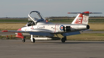 114106 - Canadair CT-114 Tutor - Canada - Royal Air Force