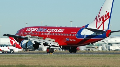 VH-VBK - Boeing 737-7Q8 - Virgin Blue Airlines