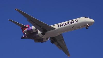 N4**HA - Boeing 717-22A - Hawaiian Airlines