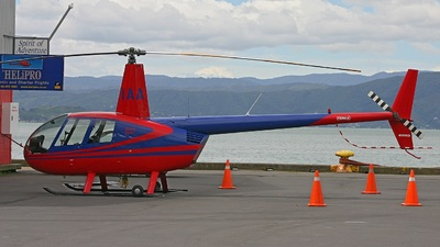 ZK-IAA - Robinson R44 Raven - Rick Lucas Helicopters