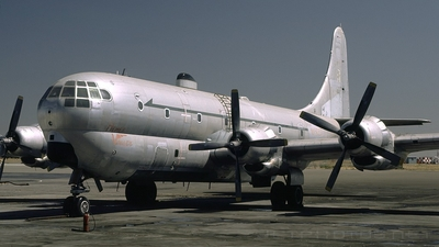 N1365D - Boeing KC-97L Stratofreighter - Hemet Valley Flying Services
