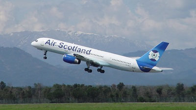 SX-BLV - Boeing 757-2G5 - Air Scotland (Greece Airways)