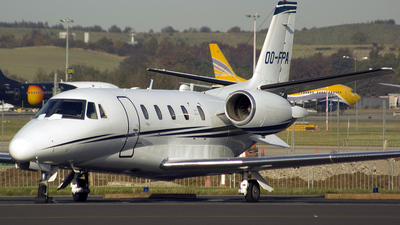 OO-FPA - Cessna 560XL Citation Excel - Flying Service