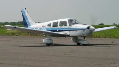G-BHRC - Piper PA-28-161 Warrior II - Private