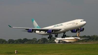 9Y-JIL - Airbus A340-311 - BWIA West Indies Airways
