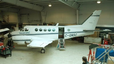 C-GNSC - Beechcraft B100 King Air - Pascan Aviation