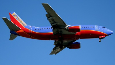 N515SW - Boeing 737-5H4 - Southwest Airlines
