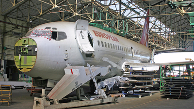 G-CEAG - Boeing 737-229(Adv) - European Aviation (EAL)