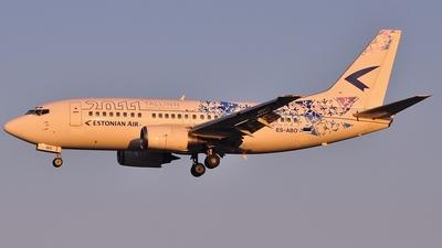 ES-ABO - Boeing 737-505 - Estonian Air