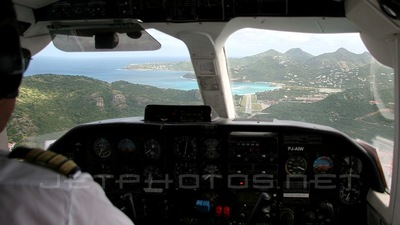 PJ-AIW - Britten Norman BN-2A-26 Islander - Winair - Windward Islands Airways