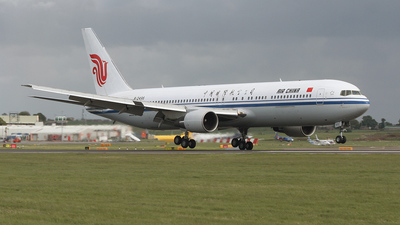 B-2496 - Boeing 767-3Q8(ER) - Air China