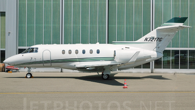 A picture of N3217G - Hawker 900XP - [HA0081] - © Stephan Reiche