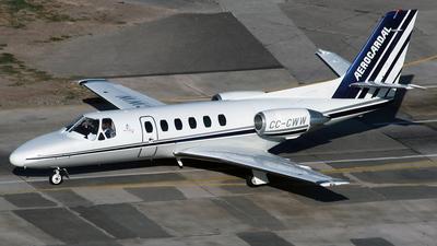 CC-CWW - Cessna S550 Citation SII - Aerocardal