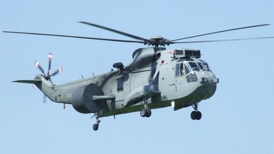 ZE420 - Westland Sea King ASaC.7 - United Kingdom - Royal Navy