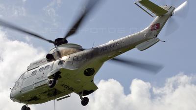 HB-XVY - Aérospatiale AS 332C1 Super Puma - Helog