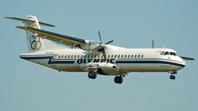 ATR 72-202 - Olympic Airlines