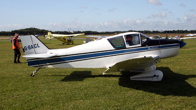 G-BACL - Jodel D150 Mascaret - Private
