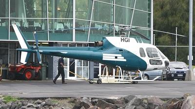 ZK-HGI - Aérospatiale AS 350B Ecureuil - Helilink
