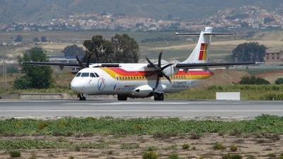 ATR 72-212A(500) - Iberia Regional (Air Nostrum)