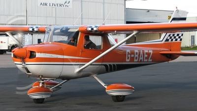 A picture of GBAEZ - Cessna FRA150L Aerobat -  - © Adam Kendall