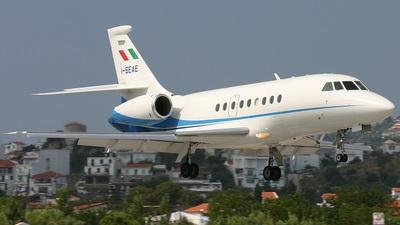 Dassault Falcon 2000 - SNAM - Servizi Aerei