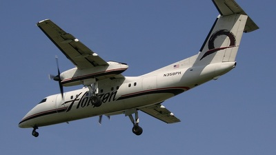 N358PH - Bombardier Dash 8-Q202 - Horizon Air