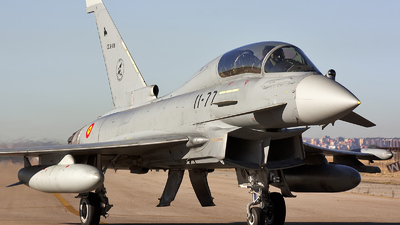 CE.16-08 - Eurofighter Typhoon EF2000 - Spain - Air Force