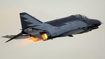 37-11 - McDonnell Douglas F-4F Phantom II - Germany - Air Force