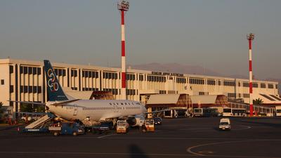 LGIR - Airport - Ramp