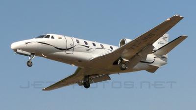A picture of VTJSS - Cessna 560XLS Citation Excel - [5605594] - © Sean D Silva