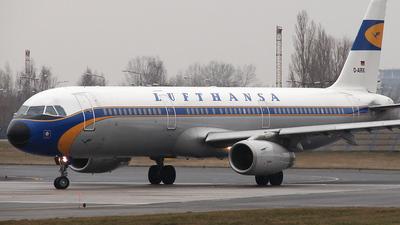 Airbus A321-131 - Lufthansa