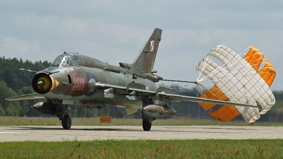 3509 - Sukhoi Su-22M4 Fitter K - Poland - Air Force
