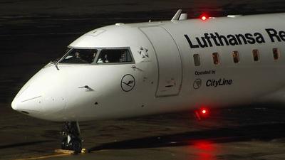 Bombardier CRJ-100LR - Lufthansa CityLine