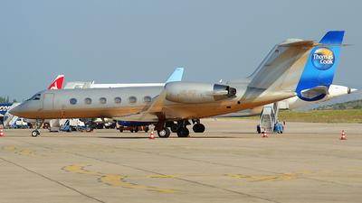 A picture of HBIKR - Gulfstream IV -  - © Pawel Kierzkowski