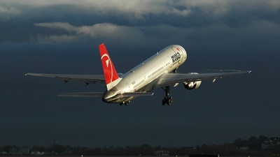 N523US - Boeing 757-251 - Northwest Airlines