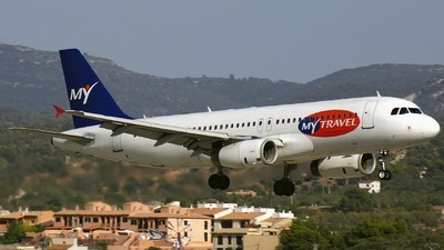 G-ERAA - Airbus A320-232 - MyTravel Airways