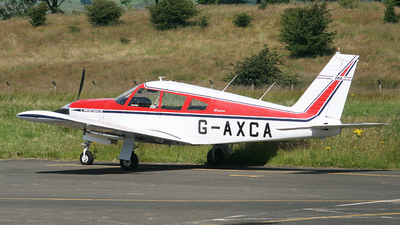 A picture of GAXCA - Piper PA28R200 - [28R35053] - © peter adams