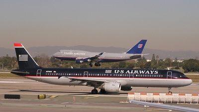 N170US - Airbus A321-211 - US Airways