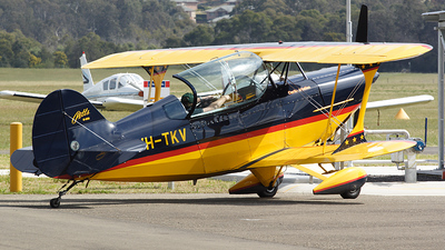 A picture of VHTKV - Pitts S2B Special - [5350] - © David Sommerville