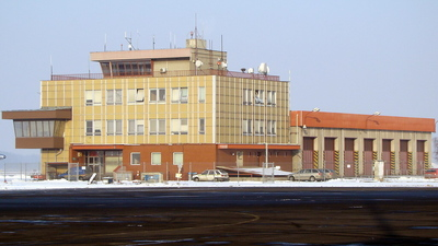 LKMT - Airport - Control Tower