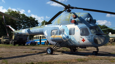 B-2745 - PZL-Swidnik Mi-2 Hoplite - Police Aviation Services