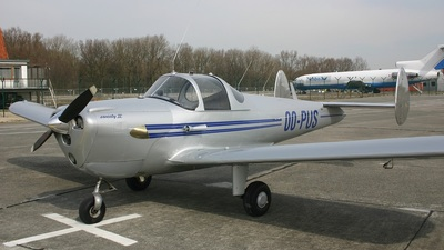 OO-PUS - ERCO Ercoupe 415D - Private