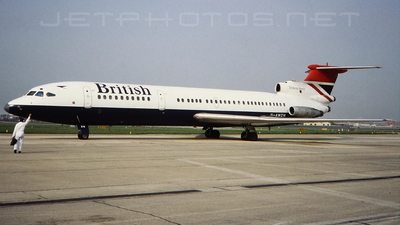 G-AWZN - Hawker Siddeley HS-121 Trident 3 - British Airways