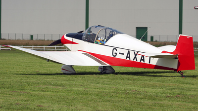 G-AXAT - Jodel D117 Grand Tourisme - Private