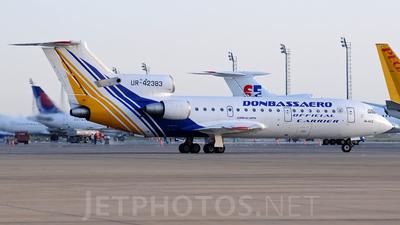 UR-42383 - Yakovlev Yak-42D - Donbassaero