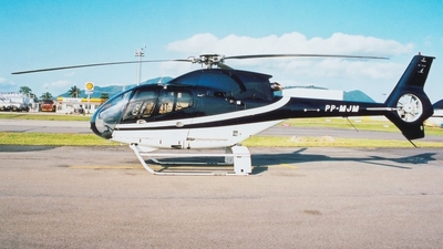 PP-MJM - Eurocopter EC 120B Colibri - Private
