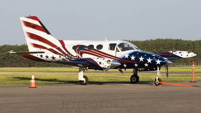 A picture of N414SD - Cessna 414 - [4140163] - © Parent Photography