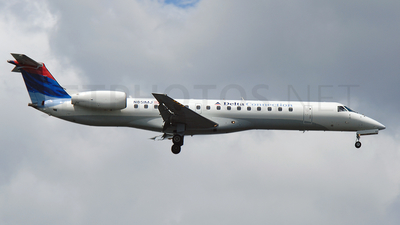 N851MJ - Embraer ERJ-145LR - Delta Connection (Freedom Airlines)