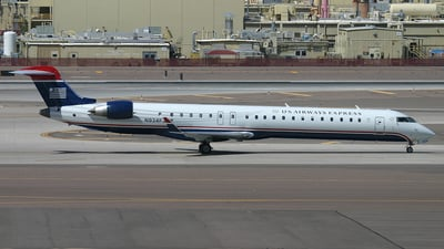 N934FJ - Bombardier CRJ-900ER - US Airways Express (Mesa Airlines)