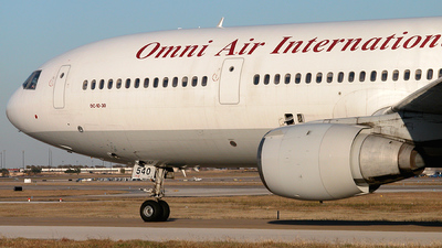 N540AX - McDonnell Douglas DC-10-30 - Omni Air International (OAI)